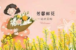 昆明芳馨鲜花批发小程序