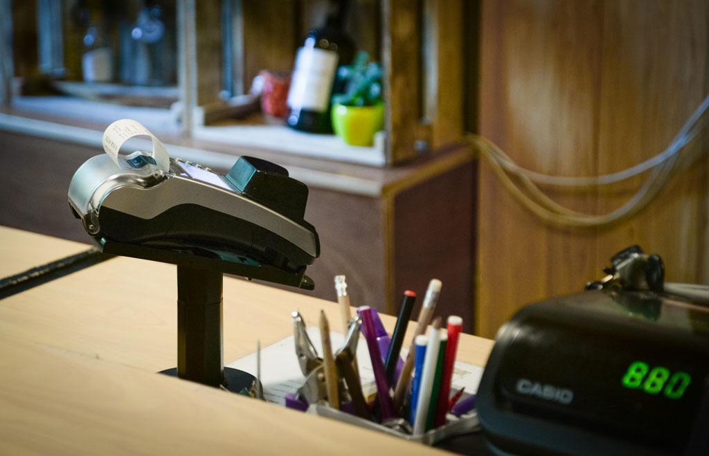 商家前台接收并且打印来自桌台的扫码下单
