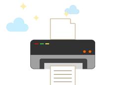 商城小程序支持小票机器出票接单